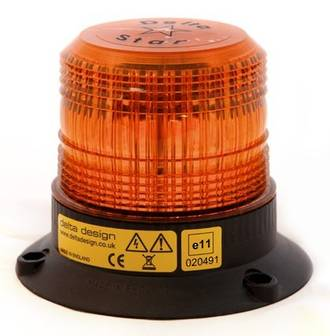 Delta Star Single Flash Xenon Strobe Beacon