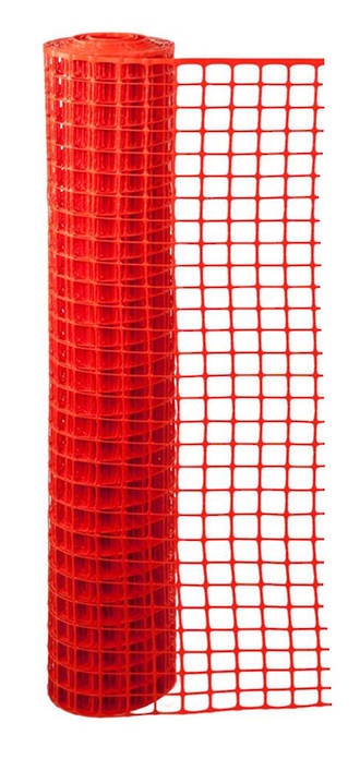 Heavy Duty Plastic Mesh Safety Fencing