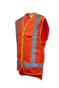 HI VIS VEST - TTMC, AS/NZS Certified