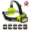 Intrinsically Safe Multi-Function Dual-Light Night-Vision Headlamp