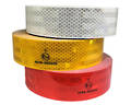 ECE104 Rated Conspicuity Tape: Red, Silver, Yellow