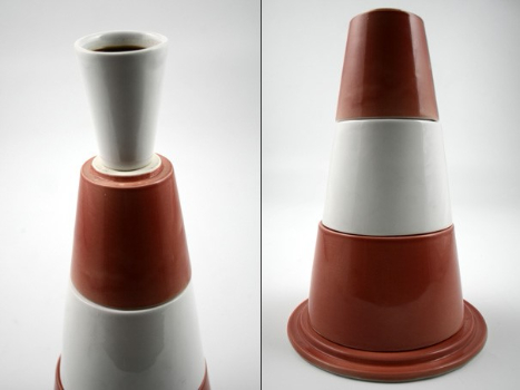 Cone breakfastware 1-754