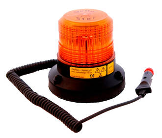 Delta Star Single Flash Xenon Strobe Beacon With Magnetic Mounting