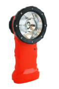 RESPONDER Right Hand LED  Intrinsically Safe Emergency Torch