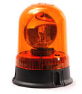 'PULSAR' Rotating Halogen Beacon, 3-Bolt Mounting