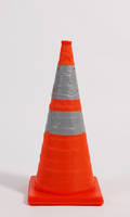 Collapsible Road Cone 700mm