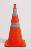 Collapsible Road Cone 900mm